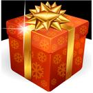 Recipientes para presentes